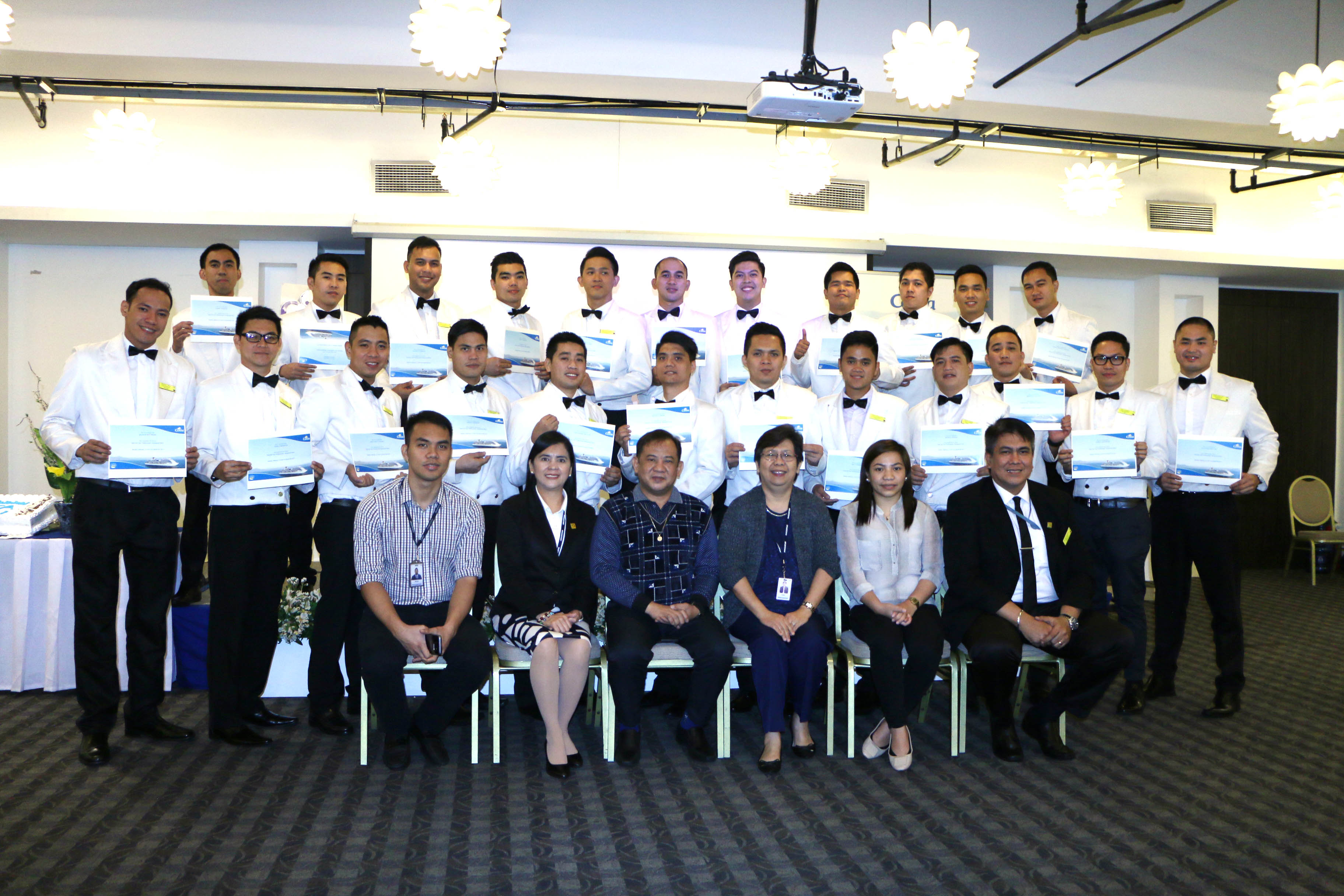 23 trainees for the Food and Beverage Server Course.jpg